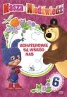 Masza i Niedźwiedź cz.6 Bohaterowie są wśród.. DVD