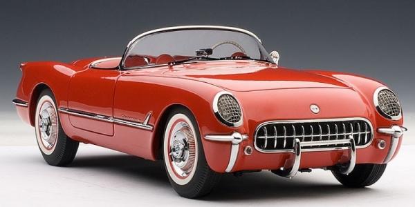 Chevrolet Corvette 1954 (red)
