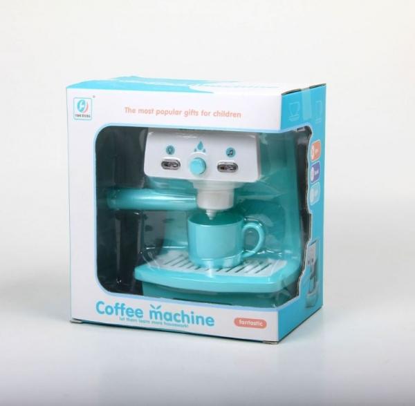 Expres do kawy niebieski (YH178-2B)