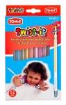 Kredki Twist-It TOMA