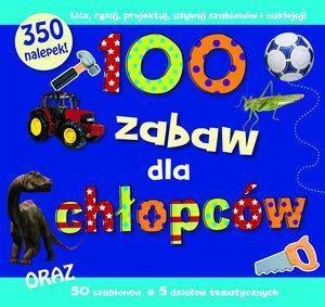 100 zabaw dla chłopców Brown Rennie