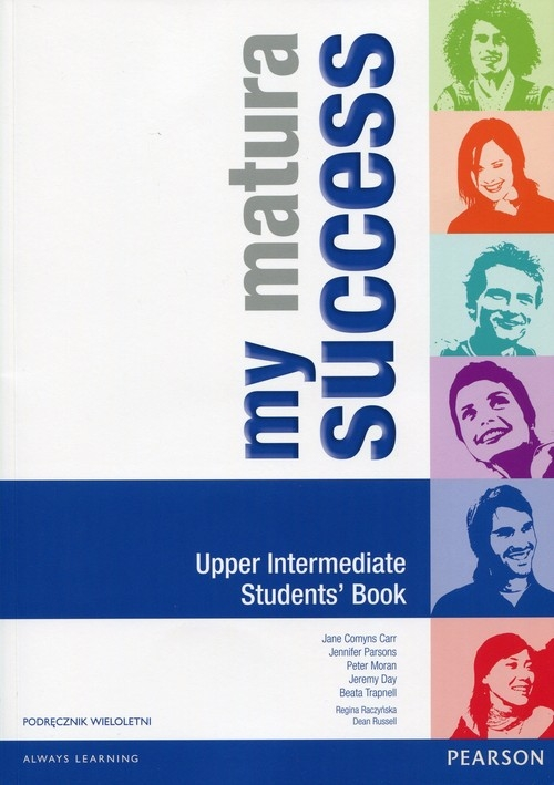 My matura Success. Upper Intermediate Students' Book + CD mp3