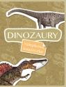 Dinozaury Nalepkowa książeczka
