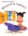 Little Books - Wher's Lucy? +CD H.Q. Mitchell, Marileni Malkogianni