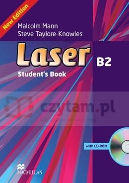 Laser 3ed B2 SB +CD-Rom Malcolm Mann, Steve Taylore-Knowles