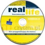 Real Life Upper-Inter Class CD Sarah Cunnigham, Peter Moor, Marta Umińska