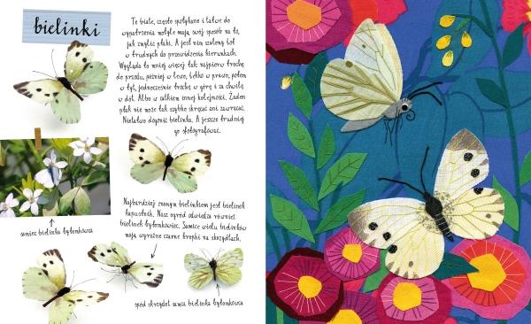 Mały atlas motyli Ewy i Pawła Pawlaków Kozyra-Pawlak Ewa, Pawlak Paweł