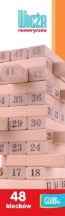 Wieża numeryczna ALBI<br />Wiek: 6+