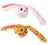 Bunnies Pluszowy króliczek magnetyczny (BUN095786/BUN095823) dwupak