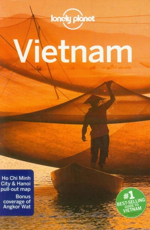 Lonely Planet Vietnam Przewodnik