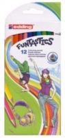 Kredki 12 kolorów Funtastics Dance