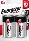 Bateria Energizer Max D LR20 LR20 (EN-426823)