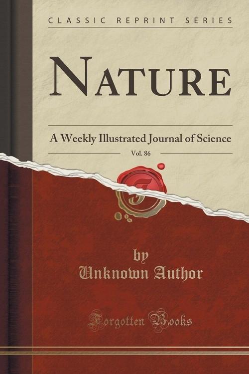 Nature, Vol. 86 Author Unknown
