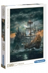 Puzzle High Quality Collection 1500: The Pirates Ship (31682)