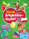 Ilustrowany słownik dla dzieci angielsko-polski + CD