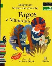 Czytam sobie. Bigos z Mamutka. Strękowska-Zaremba Małgorzata