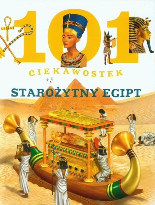 101 ciekawostek Starożytny Egipt Talavera Estelle, Dominguez Niko