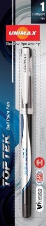 Długopis Top Tek Stick niebieski UNI-MAX