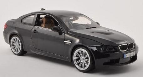 BMW M3 (E92M) 2008 (black)