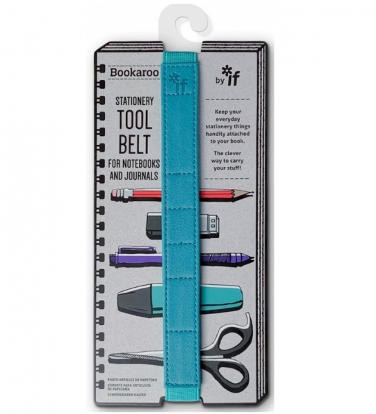 Bookaroo Tool belt - przybornik na pasku - turkus