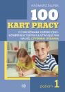 100 kart pracy z ćwiczeniami korekcyjno-kompensacyjnymi ułatwiającymi naukę czytania i pisania