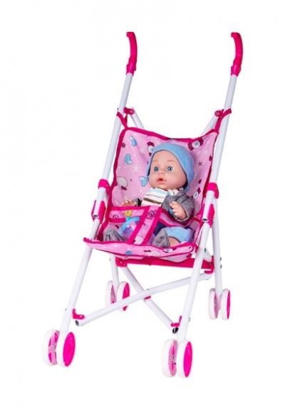 Spacerówka z lalką