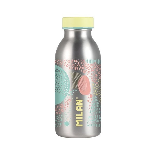 Butelka termiczna 345 ml Milan Silver (643012SL)