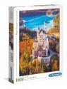 Clementoni, puzzle High Quality Collection 1000: Neuschwanstein (39382)
