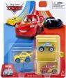 Auta: Mikroauta 3-pak - Dinoco Wraps Series (GKG01/GKG21)