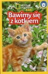 National Geographic Kids Bawimy się z kotkiem Poziom 0 Evans Shira