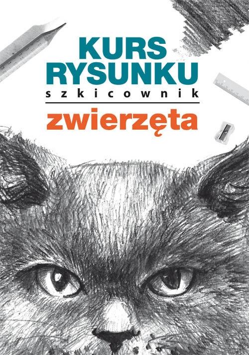 Kurs rysunku. Szkicownik - Zwierzęta Jagielski Mateusz