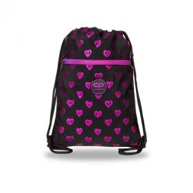 CoolPack Vert, worek na buty - Electra Hearts (D070334)