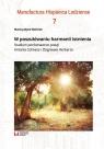 W poszukiwaniu harmonii istnienia Studium porównawcze poezji Antonia Woźniak Maria Judyta