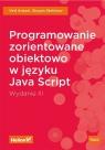 Programowanie zorientowane obiektowo w języku JavaScript Ved Antani, Stoyan Stefanov