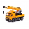Volvo - Ciężarówka dźwig (8824)