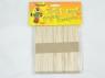 Patyczki drewniane 150x18 op. 50szt