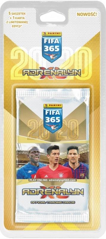 FIFA 365 Adrenalyn XL 2020 Blister 5+1