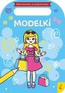 Kolorowanki przedszkolaka Modelki