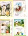 Karnet B6 Wielkanoc BBW religijne (10szt)