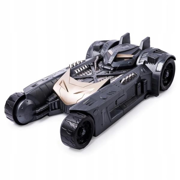 Zestaw Batmobil i Batboat 2w1 (6055952)