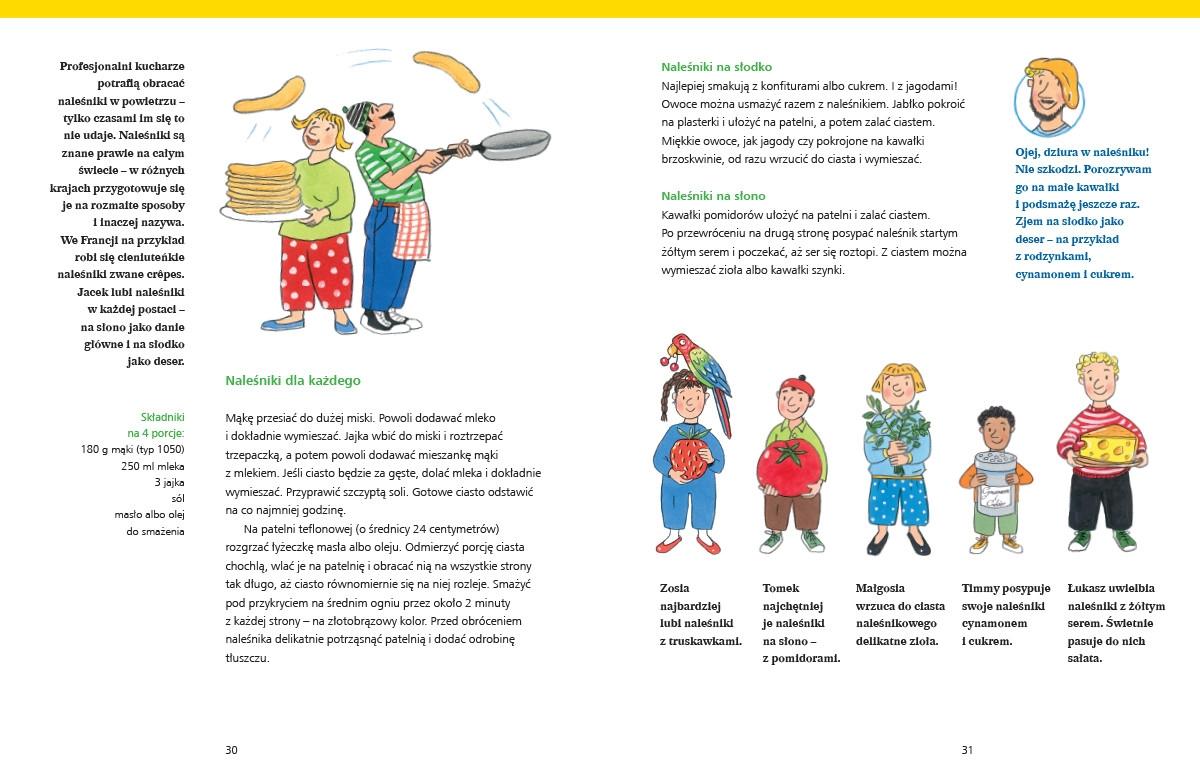Wielkie gotowanie na ulicy Czereśniowej Berner Rotraut Susanne, Cramm von Dagmar
