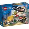 Lego City: Helikopter strażacki leci na ratunek (60248) Wiek: 5+