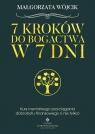 7 kroków do bogactwa w 7 dni Wójcik Magdalena