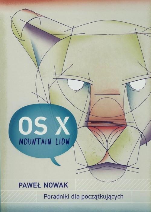 OS X Mountain Lion Nowak Paweł