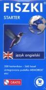 FISZKI język angielski Starter z płytą CD