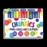 Farba w kredce 24 kolory Chunkies Paint Sticks.