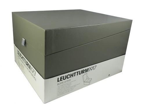 Pudełko na płyty DVD Leuchtturm1917 taupe