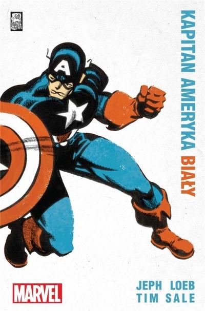 Kapitan Ameryka: Biały Jeph Loeb, Tim Sale