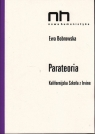 Parateoria