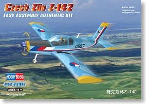 HOBBY BOSS Czech Zlin Z142 (80282)